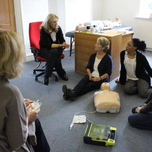 Immediate Life Support (ILS) Training