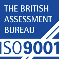 The British Assessment Bureau ISO9001