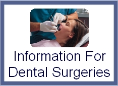 Information For Dental Surgeries